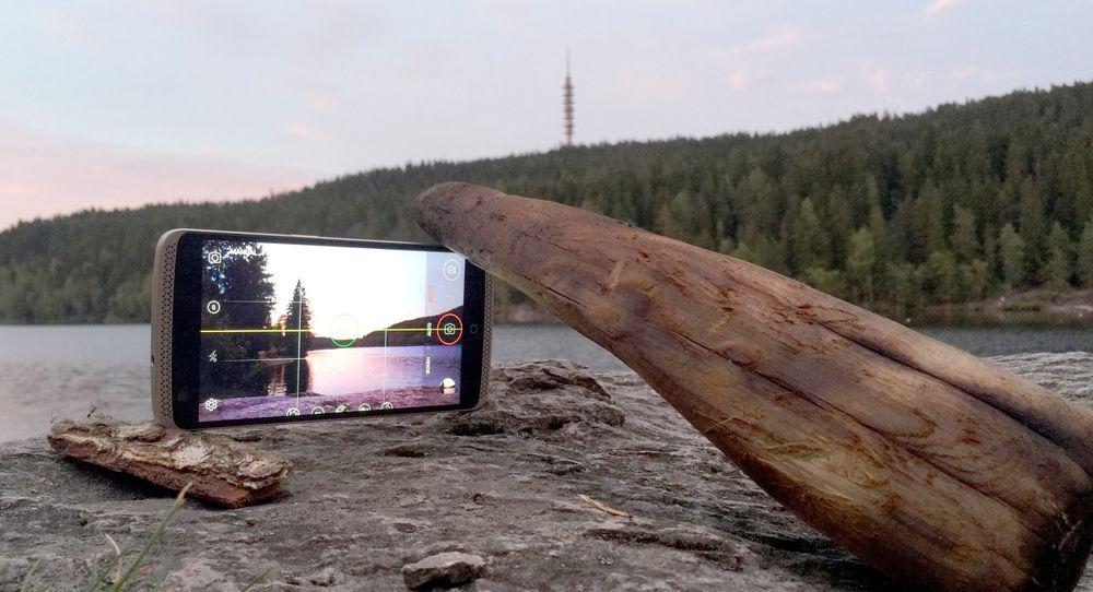 ZTE Axon føyer seg inn i en liten rekke mobiler som lar deg styre nesten alt selv i kameraappen. Det gir muligheter for å trikse til gode bilder der du ellers ville fått problemer.