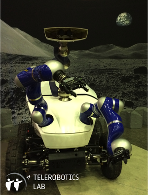 Så langt har ikke Interact Centaur-roboten kommet enda.