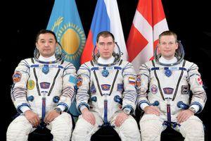 Aimbetov, Volkov og Mogensen.