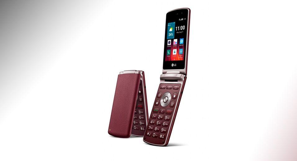 LGs Easy Smart er den første klapptelefonen med Android på det norske markedet. Telefonen blir forholdsvis rimelig i salg.