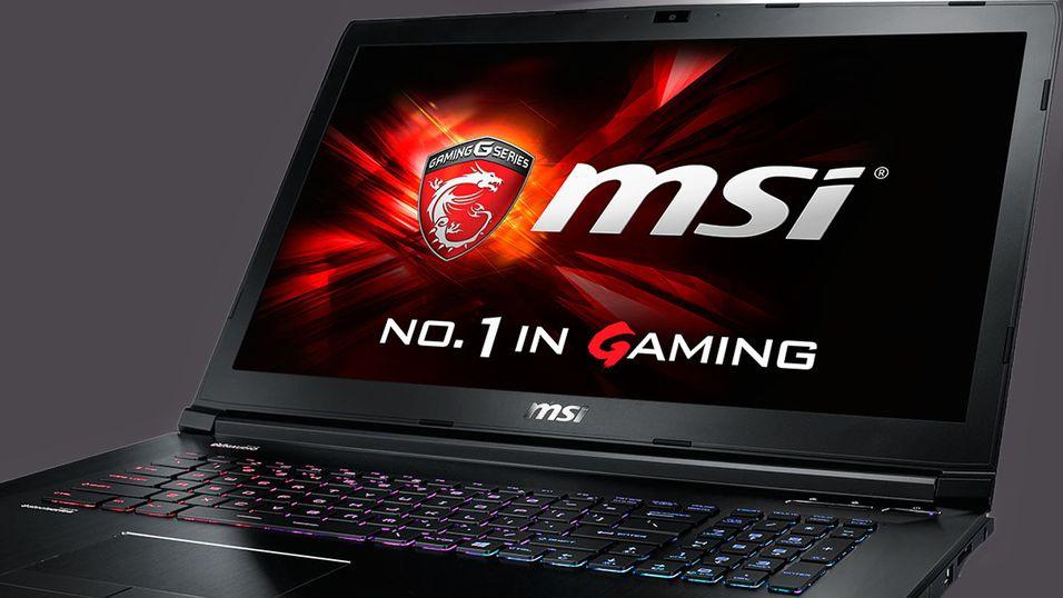 MSI GT72.
