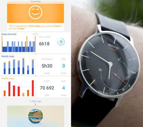 Klokkene i Activité-serien fra Withings gjør kun noen få ting, men de gjør dem godt. Selve klokken er vanskelig å identifisere som noe mer enn et ordinært armbåndsur.