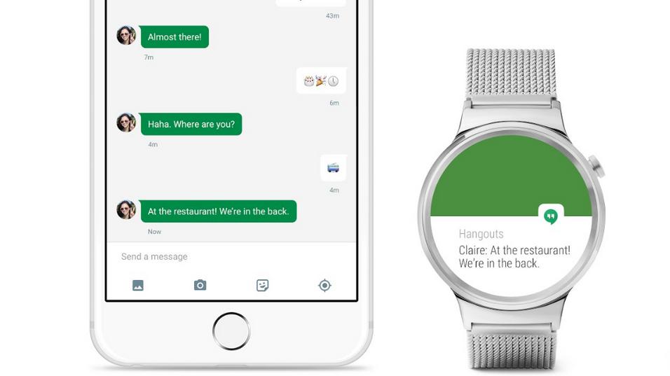 Android Wear har nå fått støtte for iOS.