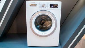 Renseri: Bosch nye toppmodell vaskemaskin har fått en ozongenerator som bruker okygenvarianten til å drepe bakterier og gjøre tøyet enda renere.