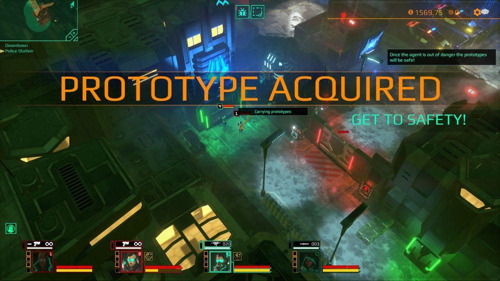 Prototyper kan brukes med en gang eller sendes tilbake til laboratoriet.