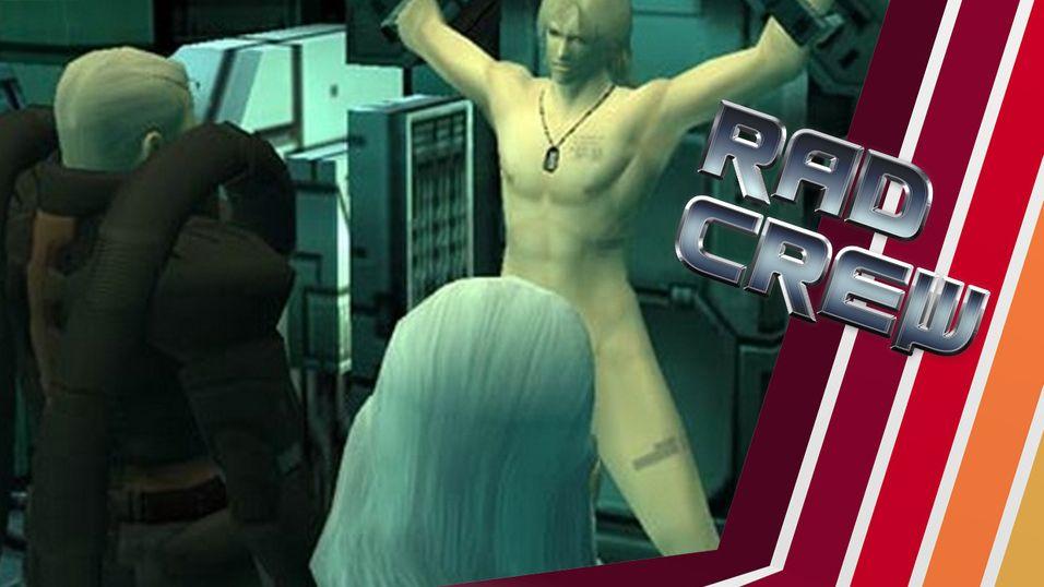 PODKAST: De merkeligste øyeblikkene i Metal Gear-sagaen