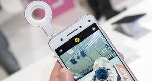 Lenovo Vibe S1 Her er telefonen for deg som vil ta selfien til nye høyder