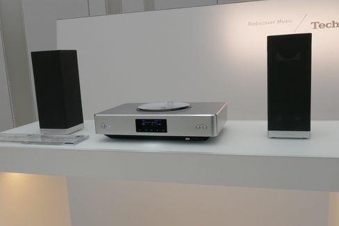 Technics Ottava gir fra seg mye lyd i forhold til størrelsen.