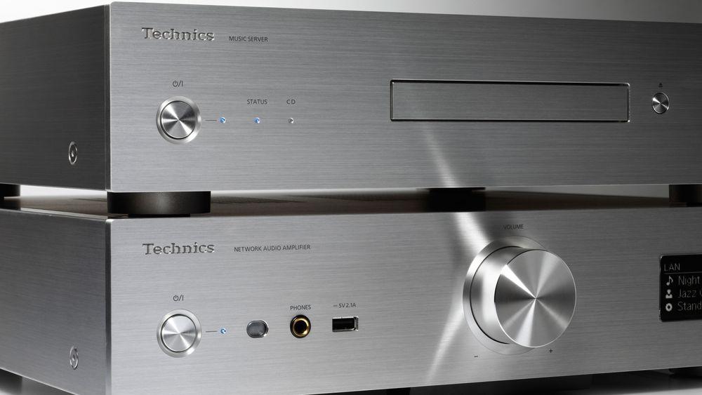 SNIKTITT: Panasonic relanserer HiFi-merket Technics