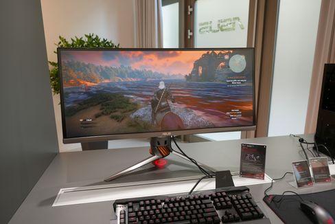 ROG PG348Q virker som en lovende spillskjerm.