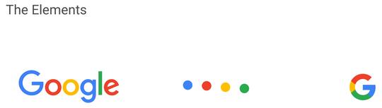 Googles tre nye «elementer». Disse tre kommer du til å se mye av fremover.