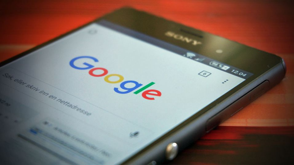 Slik ser den nye logoen til Google ut. Men visste du at den blant annet er mye mer datagjerrig enn den forrige?