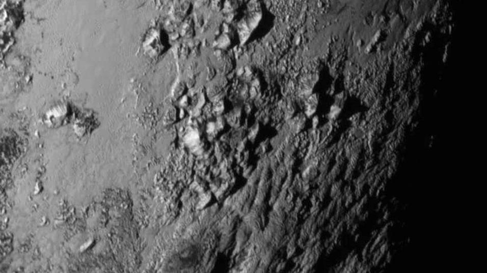 95% av alt New Horizons har oppdaget ligger fortsatt på sonden