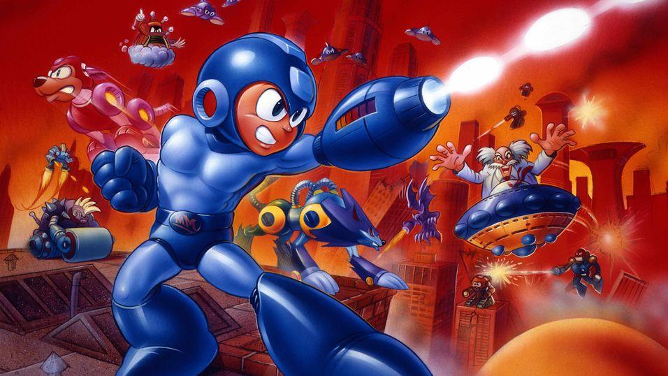Får Mega Man sin første film?