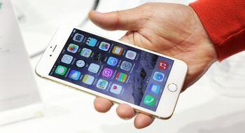 – iPhone 6S kan kjenne igjen tre typer trykk