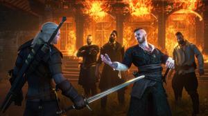 Geralt på nye eventyr.