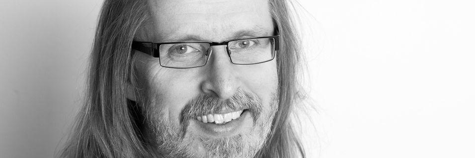 Journalist Håvard Fossen i Inside Telecom drømmer om at mobiloperatørene både får hele spektrum fra 490 til 862 MHz og samarbeider om å gi ham mobildatatjenester i gigabit-klassen der han ferdes.