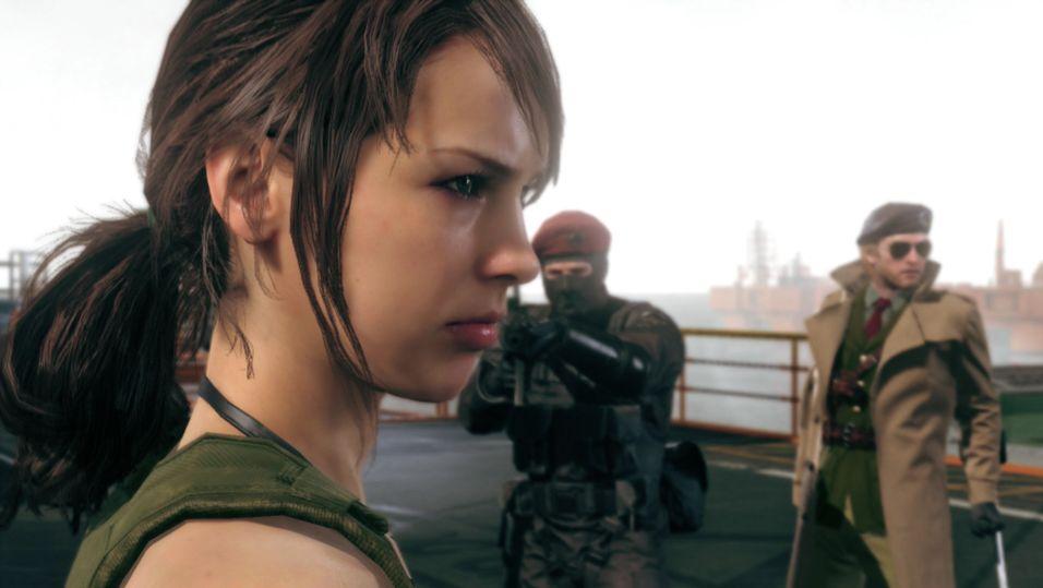 Metal Gear Solid V har en feil som kan ødelegge lagringsfila di