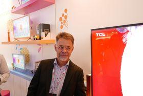 Flemming Møller Pedersen jobber nå i TCL.