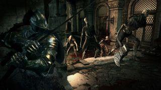 I Dark Souls III er de vandøde på farten igjen.