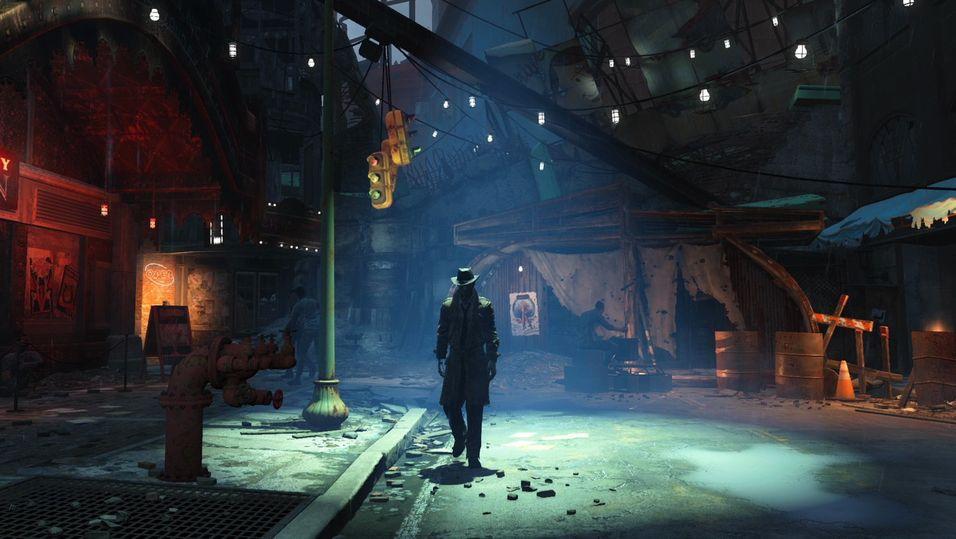 Fallout 4 får sesongpass