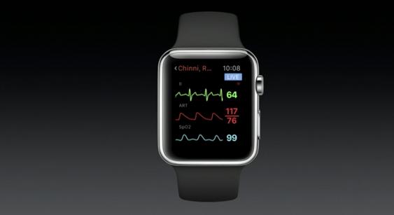 En ny app kalt Airstrip kan vise deg direkte oppdatert informasjon om hjerterytmen din.
