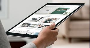 Lanserte gigant-iPad
