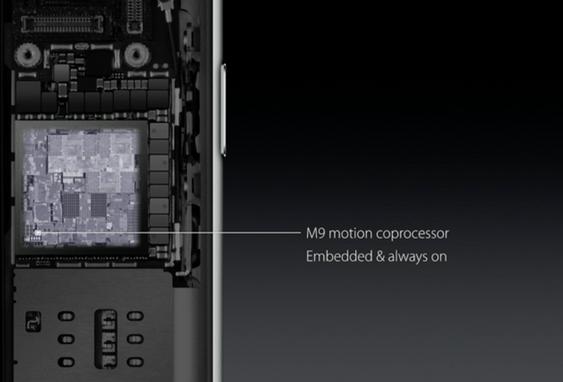 """Denne lille saken gjør at Siri kan være """"alltid på""""."""