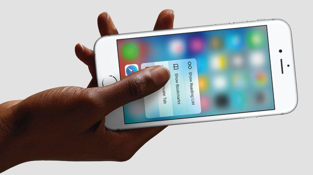 Slik er nye Iphone 6S