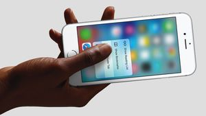 Apple har lansert iPhone 6S