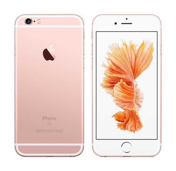 iPhone 6S vil også komme i rosa – eller «Rose Gold», som Apple kaller fargen.