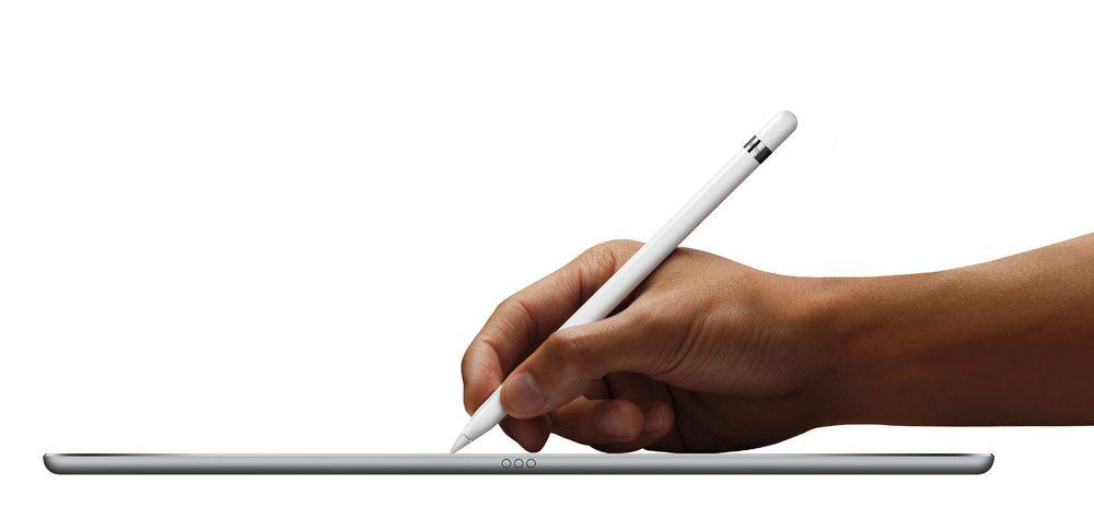 iPad Pro med penn.