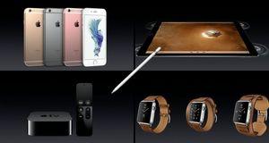 Her finner du alt Apple lanserte onsdag kveld