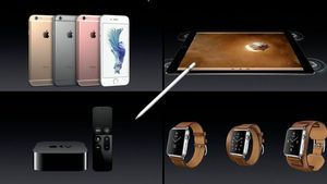 Apple har lansert iPhone 6S, 6S Plus, iPad Pro og splitter ny Apple TV
