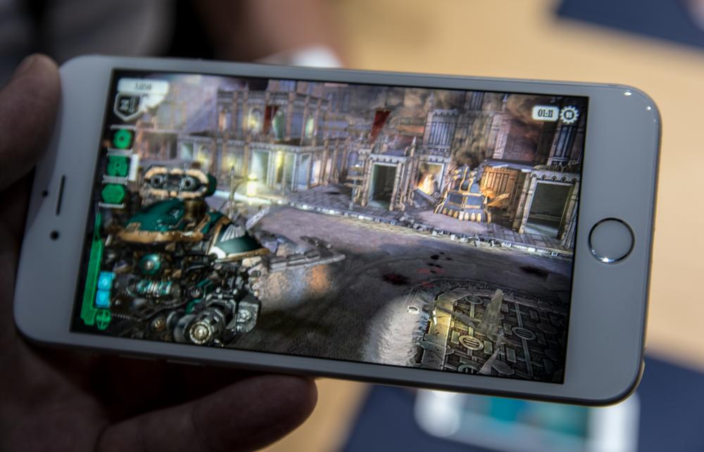 3D Touch er aller gøyest i spill. Løsningen kan gjøre det enklere for enkelte spill å gjøre overgangen fra andre typer spilldingser til mobilskjermen.