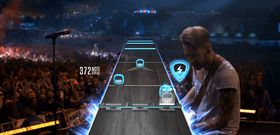 Guitar Hero Live er ett av spillene du kan spille på Apple TV.