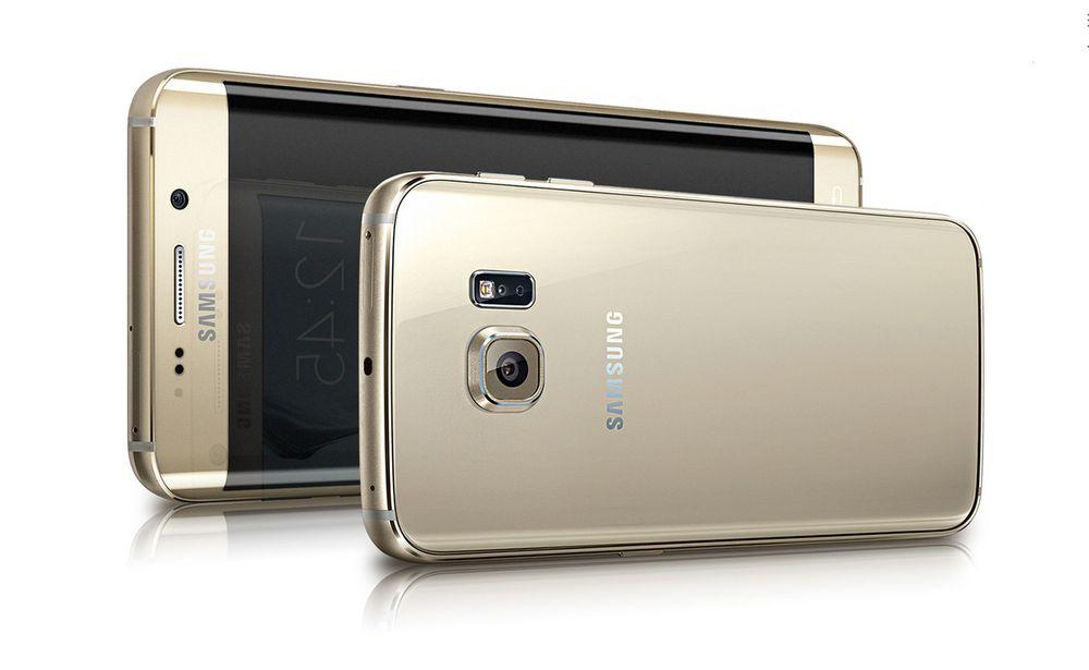 ANNERLEDES: Mens de fleste smarttelefoner i dag ser like ut, kommer S6 Edge+ som et friskt pust.