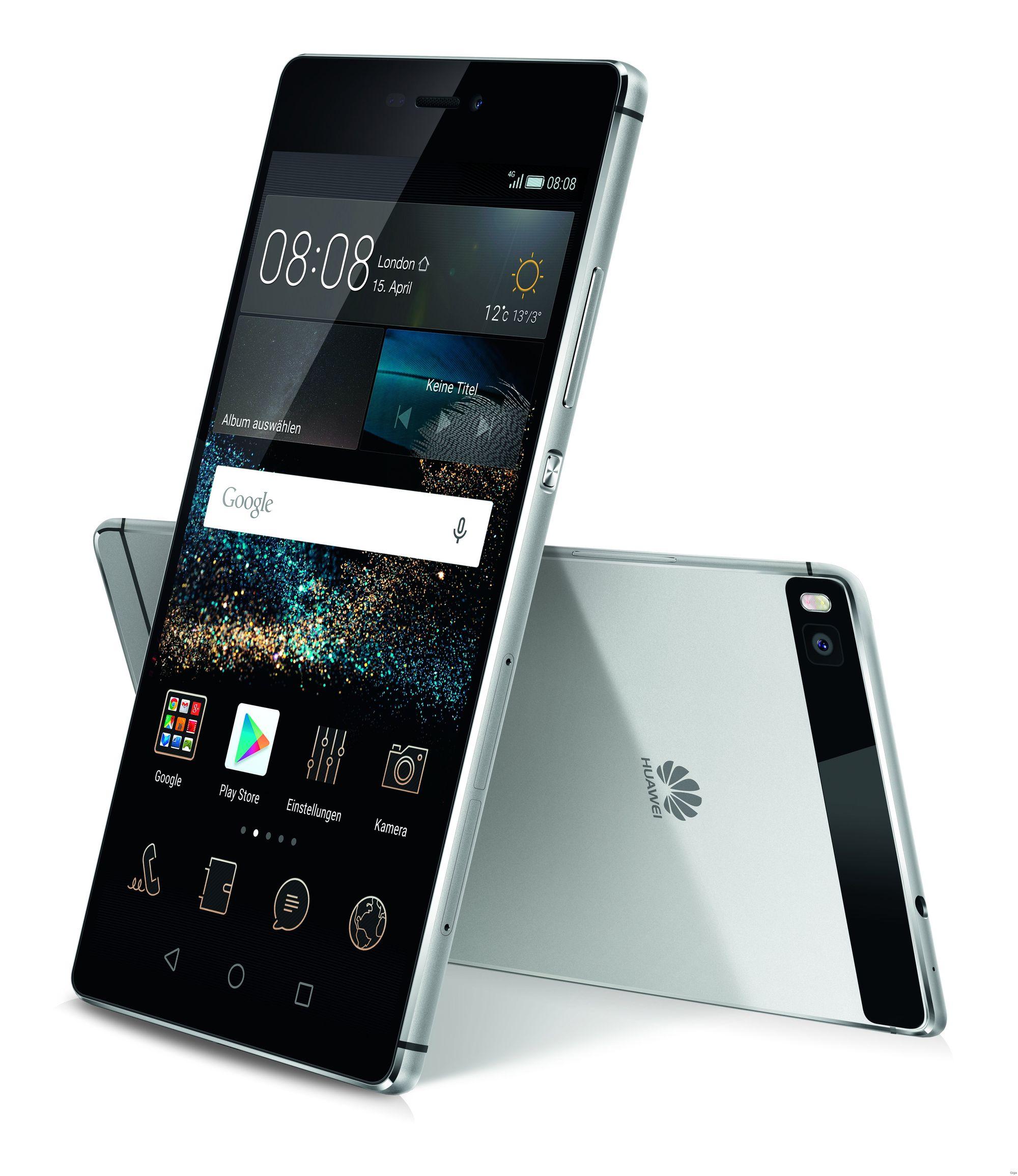 b435aa4008e FRA MIDTENS RIKE: Det er slutt på tiden der Made In China var et minus.  Huawei P8 er en smarttelefon av høy kvalitet.