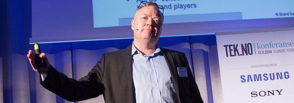 Den danske teleanalytikeren John Strand tror den avblåste fusjonen mellom Teliasonera og Telenor i Danmark vil få betydning for investeringene i hele den europeiske teleindustrien.