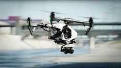 Nytt DJI-kamera kommer med mye større bildebrikke