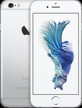Neste års iPhone-modeller kan få heldekkende glassdeksel. Dette er iPhone 6s.