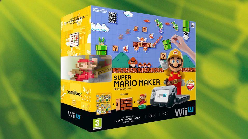KONKURRANSE: Vinn en Wii U med Super Mario Maker