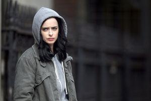 Krysten Ritter spiller Jessica Jones.