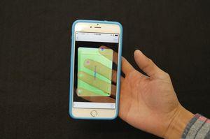 Produktet kommer også til mobiler, nærmere bestemt iPhone.