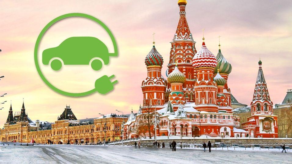 I Russland finnes det bare 500 elbiler ...