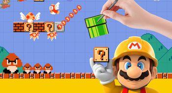 Her er vinneren av en Wii U-konsoll med Super Mario Maker