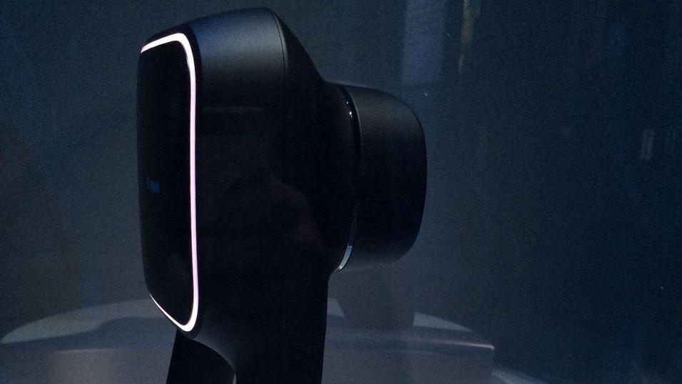Slik ser prototypen på Canons VR-briller ut.