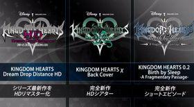 Dette er spillene du får i den nyeste Kingdom Hearts-samlepakken.