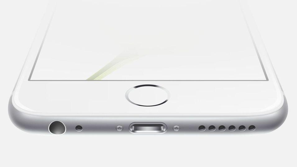 Den nye iPhonen er den tyngste noensinne
