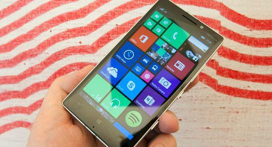 Lumia 930 er foreløpig siste toppmodell med Windows Phone.